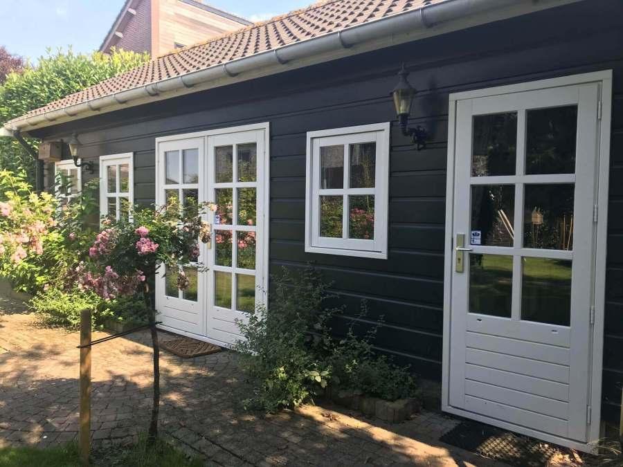 Gartenhausfront